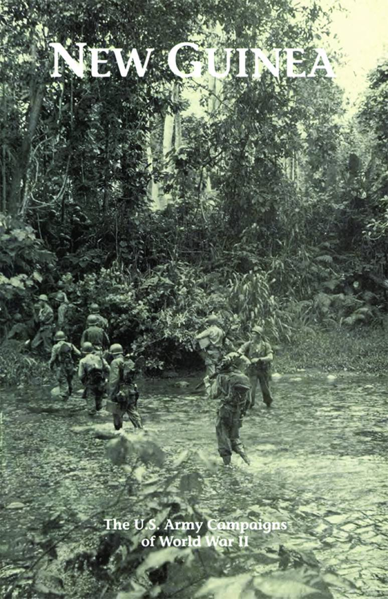 New Guinea: The U.S. Army Campaigns of World War II (Pamphlet)