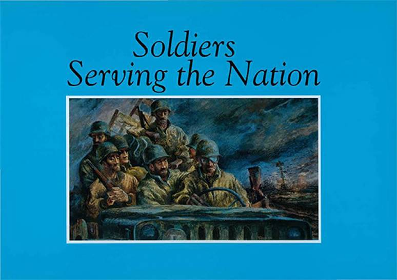 Soldiers Serving the Nation