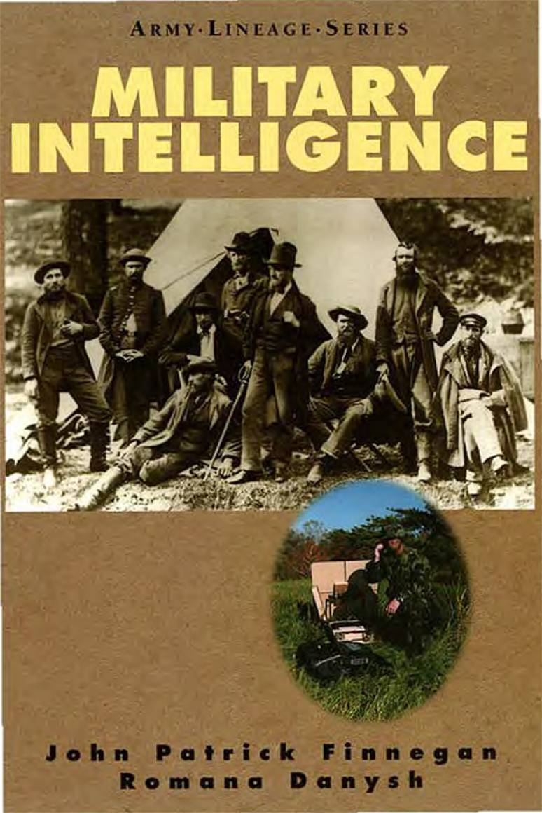 Military Intelligence (Cloth Edition)