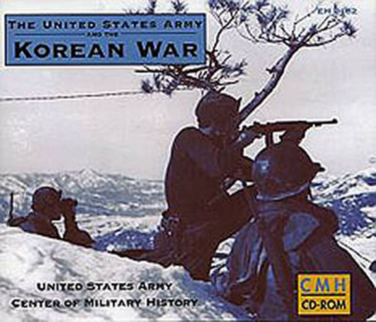 The United States Army and the Korean War (CD-ROM Set)