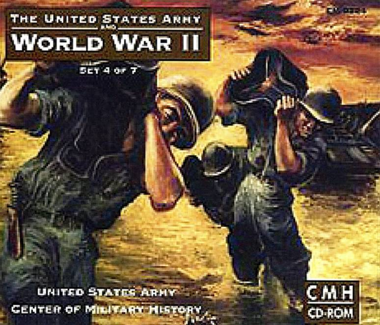 United States Army and World War II: Set 4 of 7, The Technical Services, Pt. 1 (Chemical, Ordnance, Transportation, and Signal) (CD-ROM)