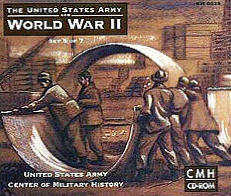 United States Army and World War II: Set 5 of 7, The Technical Services, Pt. 2 (Corps of Engineers, Quartermaster, and Medical) (CD-ROM)