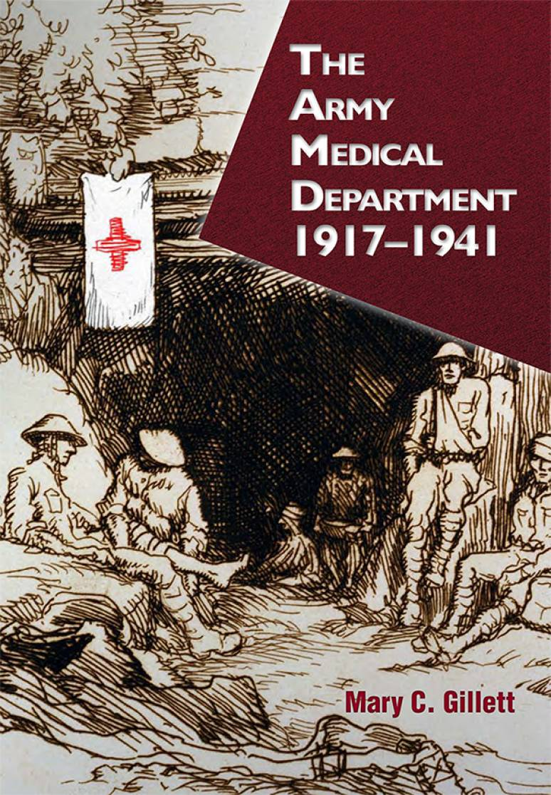 The Army Medical Department, 1917-1941 (Paperback)
