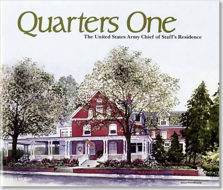 Quarters One: The United States Army chief of Staff's Residence (2015)