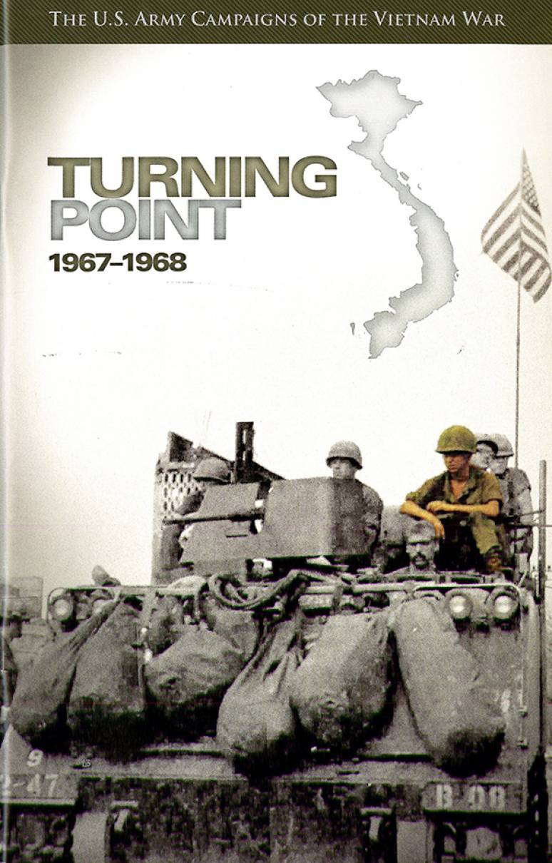 U.S. Army Campaigns of the Vietnam War: Turning Point