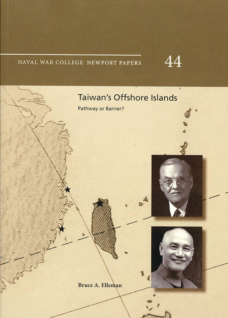 Taiwan's Offshore Islands: Pathway or Barrier?