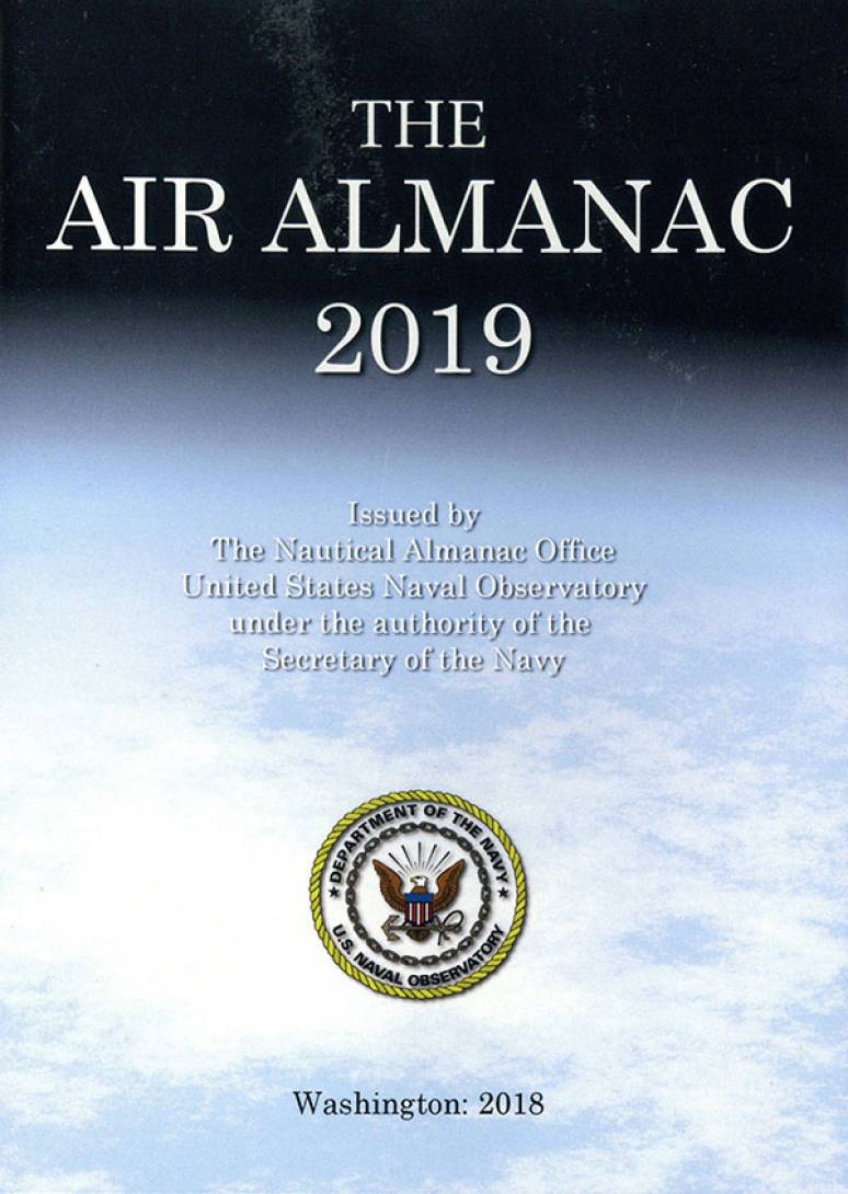 The Air Almanac for the Year 2019