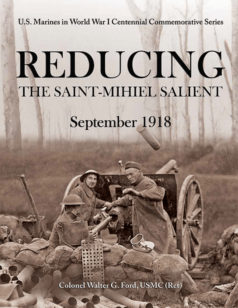 Reducing The Saint-Mihiel Salient, September 1918