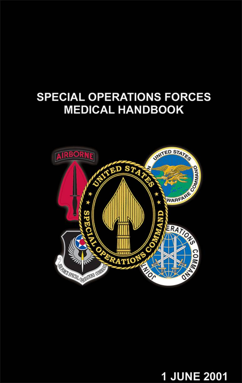 Special Operations Forces Medical Handbook (CD-ROM)
