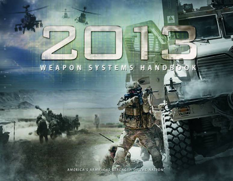 2013 Weapon Systems Handbook (ePub eBook)
