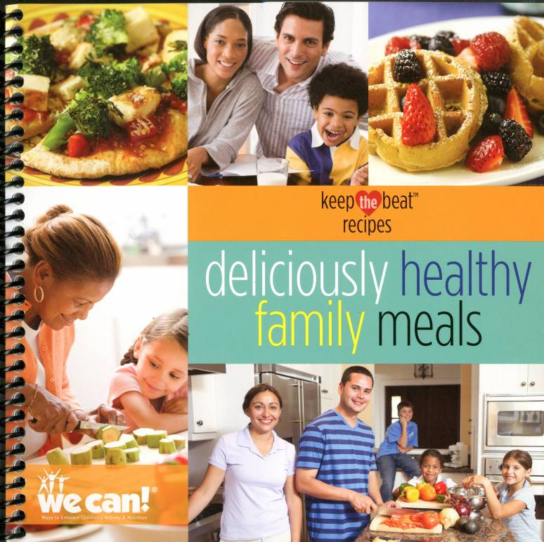 Deliciously Healthy Family Meals (Cookbook)