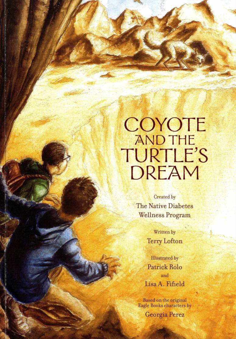 Coyote and the Turtle's Dream