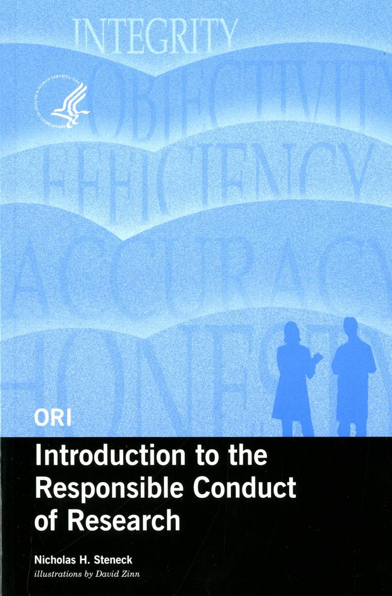 ORI: Introduction to the Responsible Conduct of Research (Package of 50)
