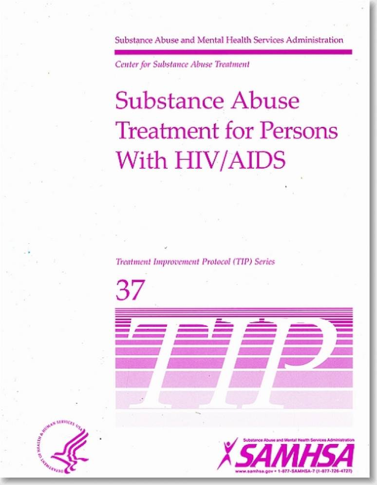 Substance Abuse Treatment for Persons With HIV/AIDS