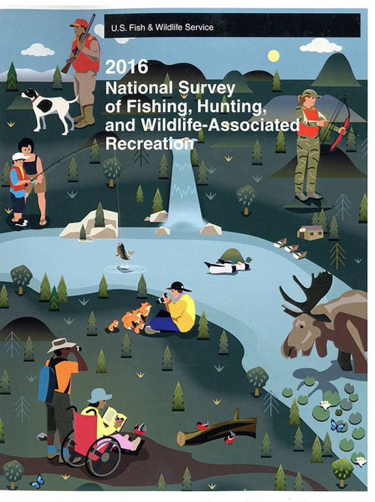 2016 National Survey of Fishing, Hunting and Wildlife Associated Recreation