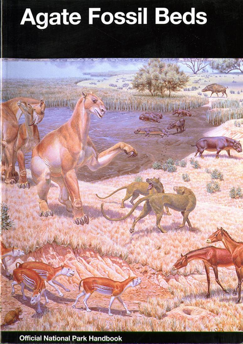 Agate Fossil Beds: Agate Fossil Beds National Monument, Nebraska