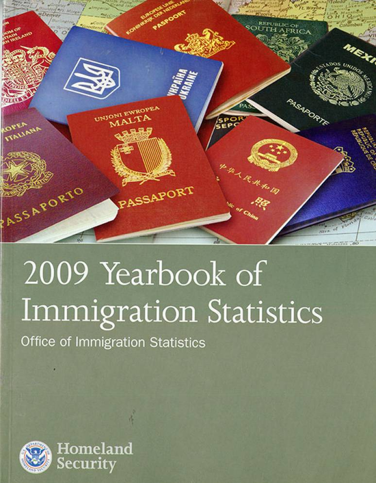 2009 Yearbook of Immigration Statistics