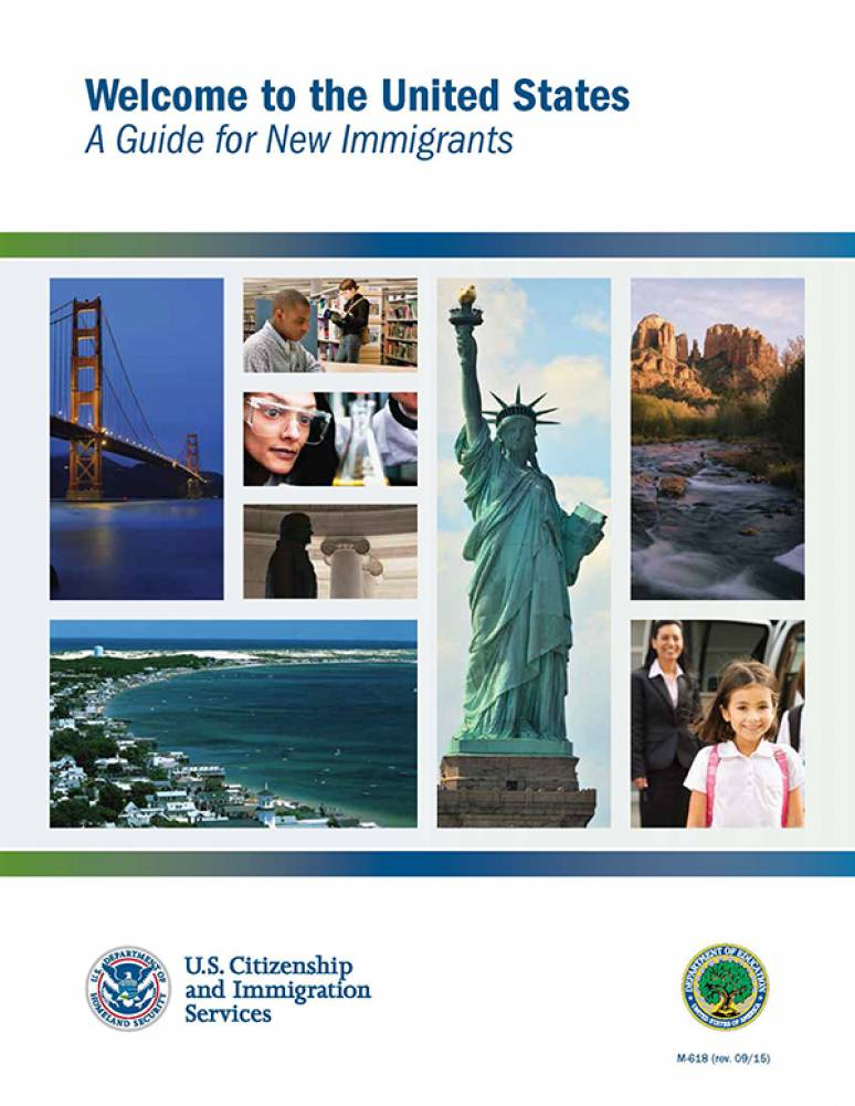 Welcome to the United States: A Guide for New Immigrants (Package of 100 Copies)
