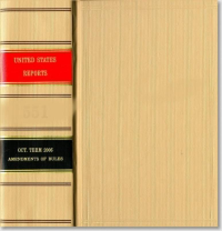 United States Reports, Volume 550, Cases Adjudged in the Supreme Court at October Term, 2006, April 17 Through May 29, 2007