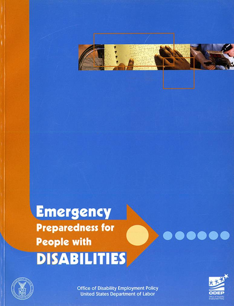 Emergency Preparedness for People With Disabilities: An Interagency Seminar of Exchange for Federal Managers, Summary Report