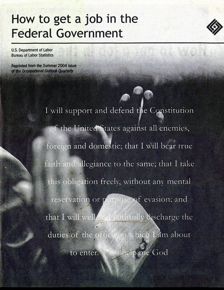 How to Get a Job in the Federal Government