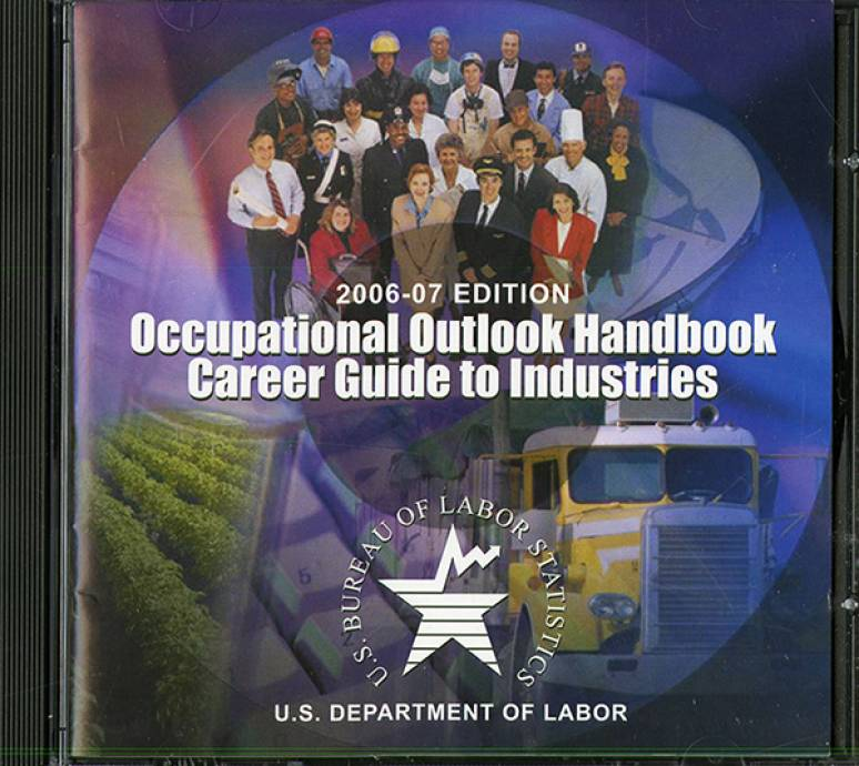 Occupational Outlook Handbook and Career Guide to Industries, 2006-2007 (CD-ROM)