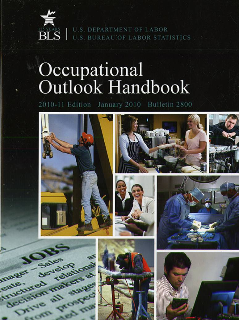 Occupational Outlook Handbook, 2010-11 (Paperback)