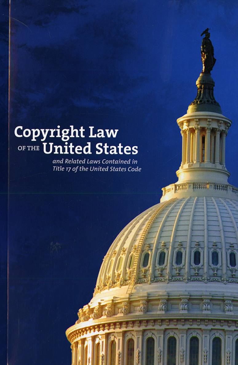 Copyright Law of the United States (circular 92, 8/2016)