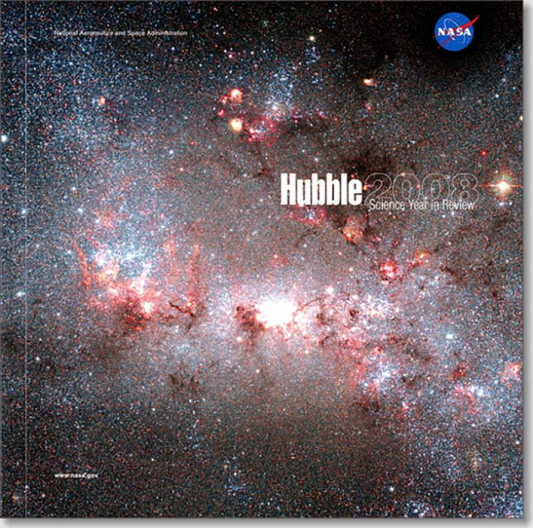 Hubble 2008: Science Year In Review Book And Companion Poster