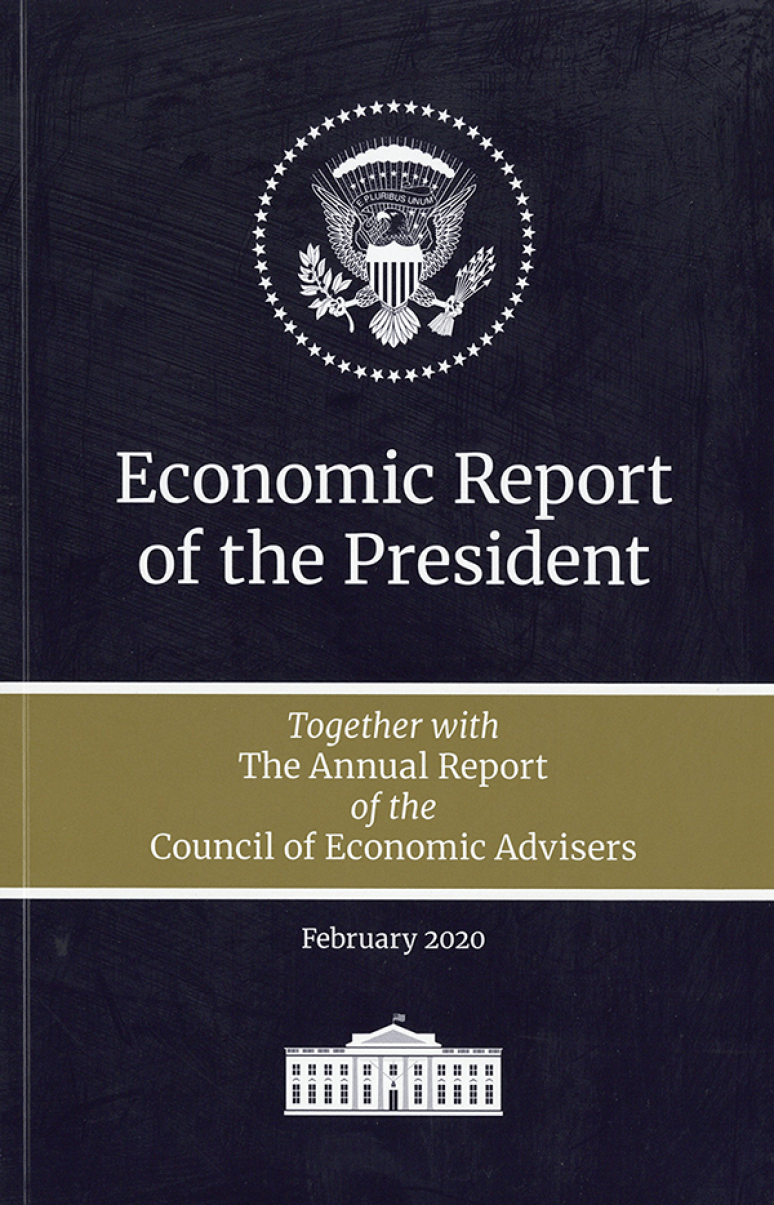 Economic Report Of The President 2020