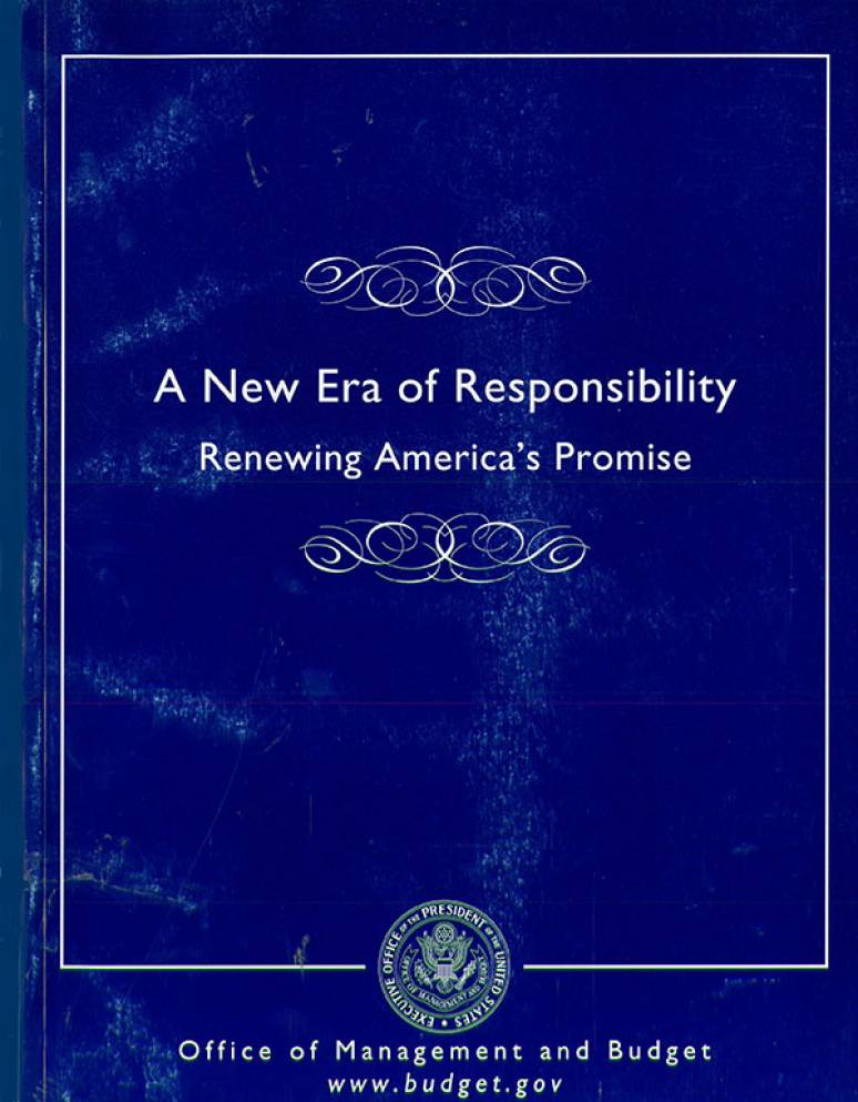 A New Era of Responsibility: Renewing America's Promise (eBook)