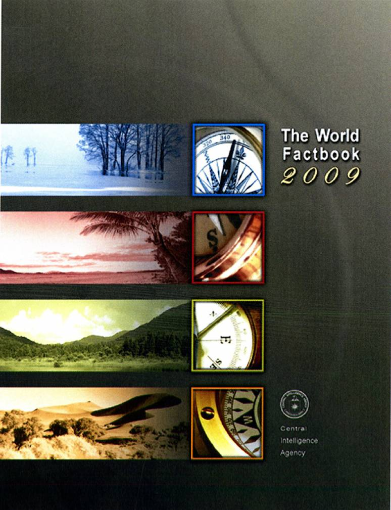 World Factbook 2009