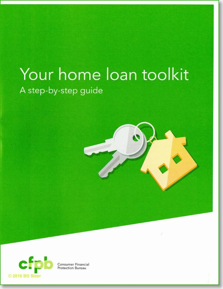 Your Home Loan Toolkit: A Step by Step Guide (Large Version) (Package of 100)