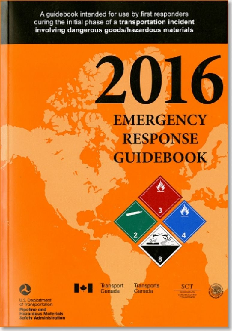 2016 emergency response guidebook u s government bookstore rh bookstore gpo gov 2012 Emergency Response Guide PowerPoint Emergency Response Guide Green Section