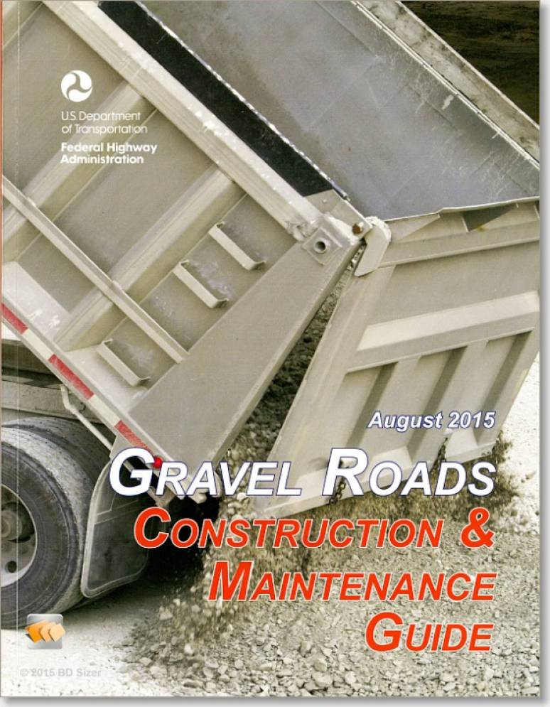 Gravel Roads Construction and Maintenance Guide