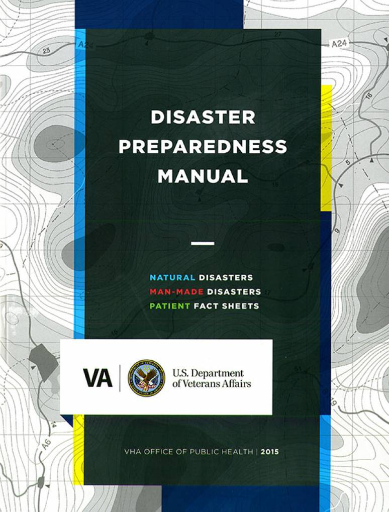 Disaster Preparedness Manual: Natural Diasters, Man-Made Disasters, Patient  Fact Sheets