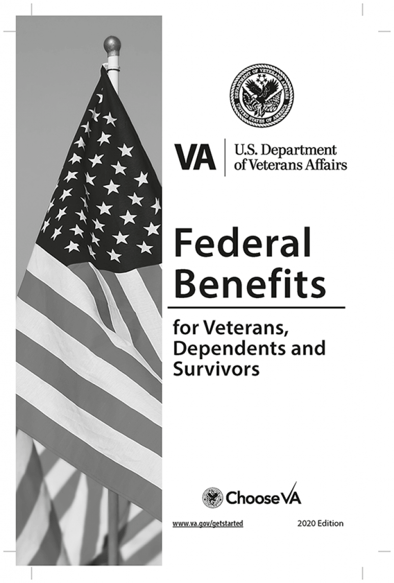 Federal Benefits For Veterans, Dependents and Survivors 2020