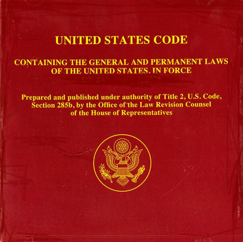 United States Code, Containing the General and Permanent Laws of the United States, in Force on January 2, 2006 (CD-ROM)