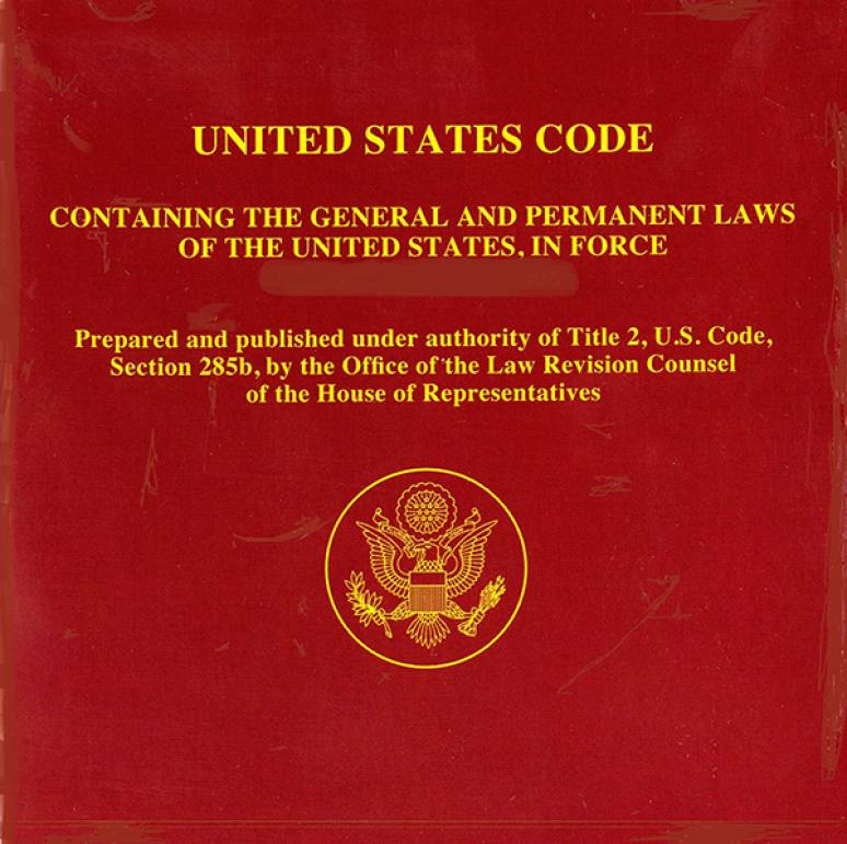 United States Code, Containing the General and Permanent Laws of the United States, in Force on January 3, 2005 (CD-ROM)