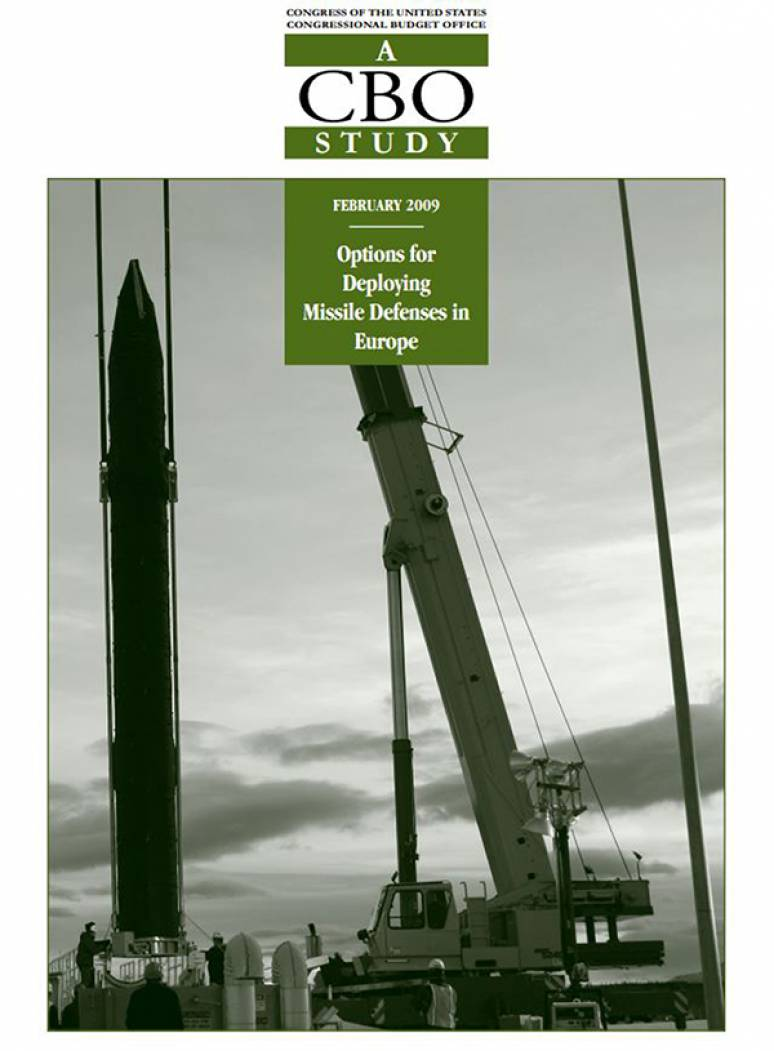 Options for Deploying Missile Defenses in Europe