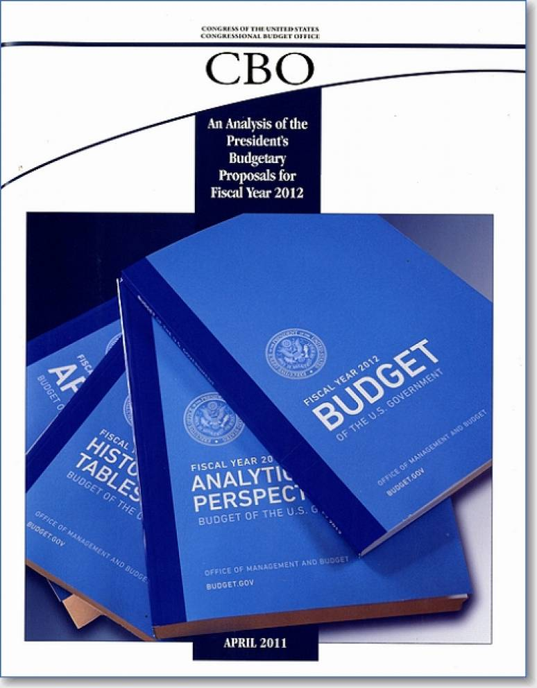 Analysis of the President's Budgetary Proposals for Fiscal Year 2012
