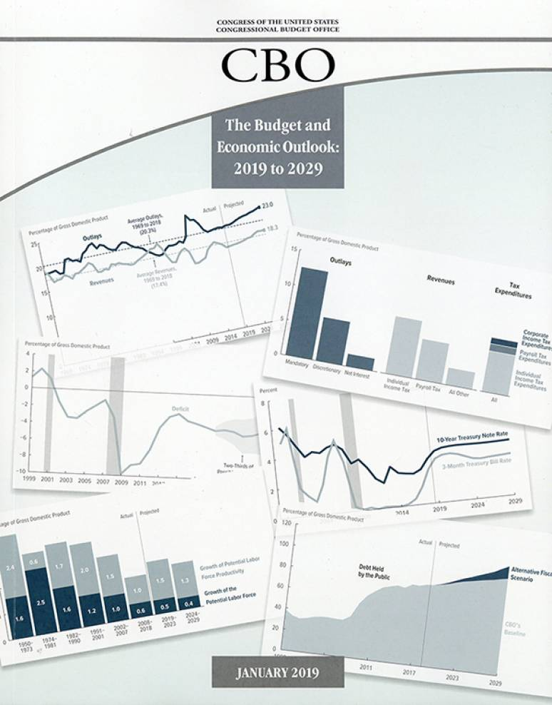 Budget and Economic Outlook 2019 to 2029