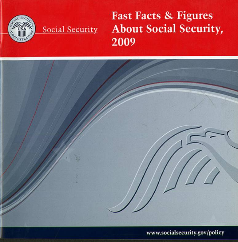 Fast Facts and Figures About Social Security, 2009
