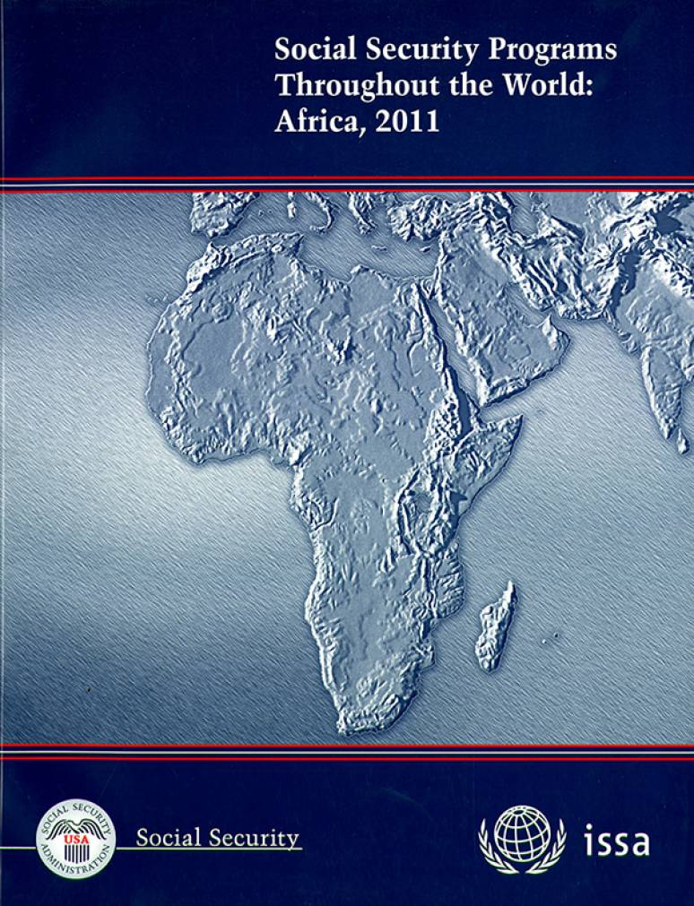 Social Security Programs Throughout the World: Africa 2011