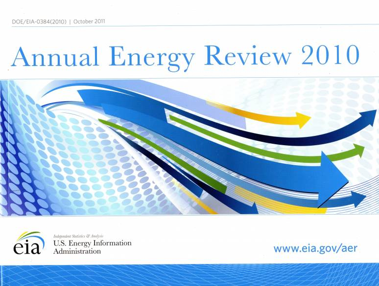 Annual Energy Review 2010
