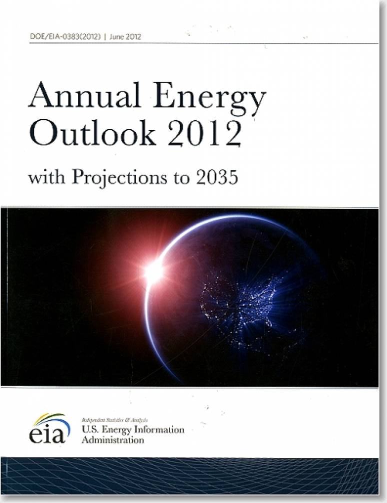 Annual Energy Outlook 2012 With Projections to 2035