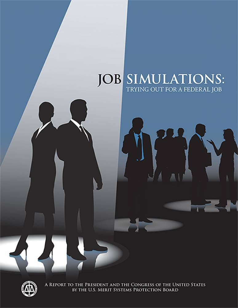 Job Simulations: Trying out for a Federal Job