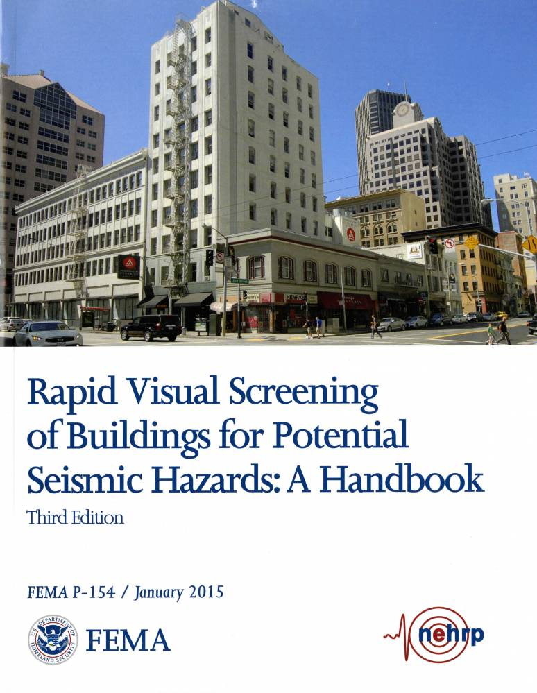 Rapid Visual Screening of Buildings for Potential Seismic Hazards: A Handbook