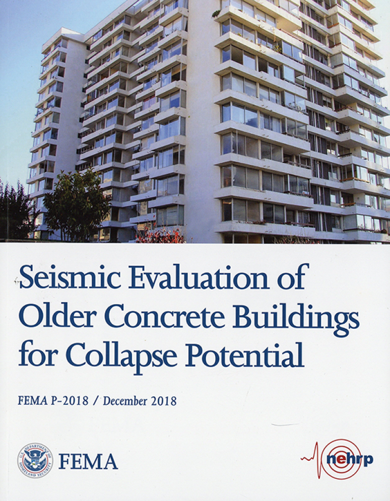 Seismic Evaluation of Older Concrete Buildings for Collapse Potential