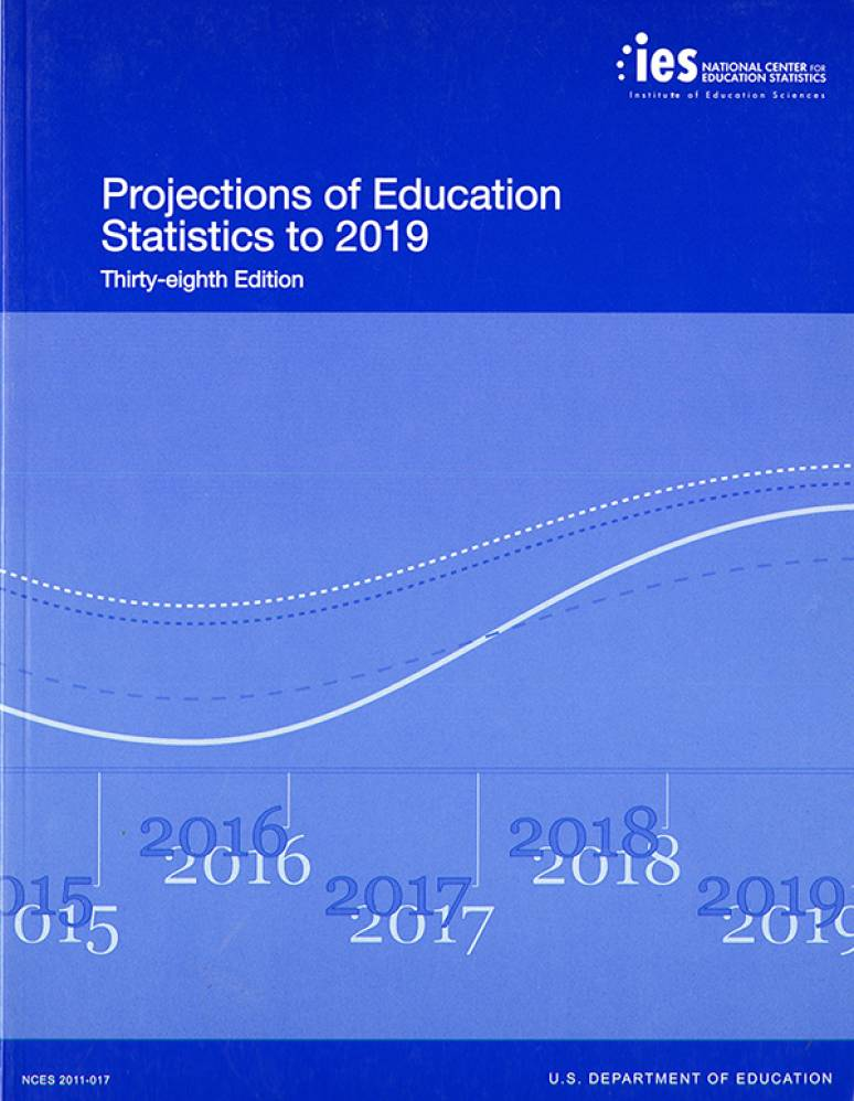 Projections of Education Statistics to 2019